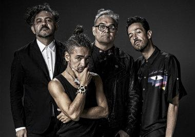 Cafe Tacvba, National Geographic, banda de rock, bios